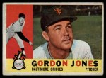 1960 Topps #98  Gordon Jones  Front Thumbnail