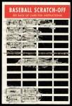 1970 Topps Scratch Offs #2  Rich Allen      Back Thumbnail