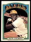 1972 Topps #571  Nate Colbert  Front Thumbnail