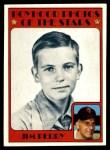 1972 Topps #497   -  Jim Perry Boyhood Photo Front Thumbnail