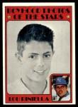 1972 Topps #491   -  Lou Piniella Boyhood Photo Front Thumbnail