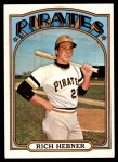 1972 Topps #630  Rich Hebner  Front Thumbnail