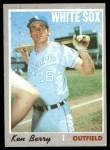 1970 Topps #239  Ken Berry  Front Thumbnail