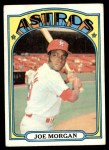 1972 Topps #132  Joe Morgan  Front Thumbnail