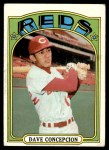 1972 Topps #267  Dave Concepcion  Front Thumbnail