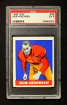 1948 Leaf #65  Bob Hendreen  Front Thumbnail