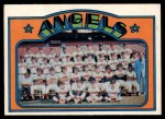 1972 O-Pee-Chee #71   Angels Team Front Thumbnail