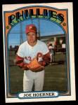 1972 O-Pee-Chee #482  Joe Hoerner  Front Thumbnail