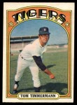 1972 O-Pee-Chee #239  Tom Timmermann  Front Thumbnail