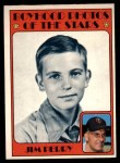 1972 O-Pee-Chee #497   -  Jim Perry Boyhood Photo Front Thumbnail