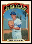 1972 O-Pee-Chee #81  Mike Hedlund  Front Thumbnail