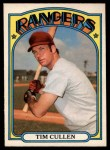1972 O-Pee-Chee #461  Tim Cullen  Front Thumbnail