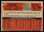 1972 O-Pee-Chee #102  Lloyd Allen  Back Thumbnail