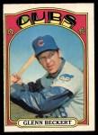 1972 O-Pee-Chee #45  Glenn Beckert  Front Thumbnail