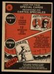1972 O-Pee-Chee #38   -  Carl Yastrzemski In Action Back Thumbnail