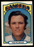 1972 O-Pee-Chee #23  Ted Kubiak  Front Thumbnail