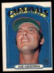 1972 O-Pee-Chee #13  Joe Grzenda  Front Thumbnail