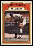1972 O-Pee-Chee #446   -  Tom Seaver In Action Front Thumbnail