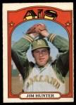 1972 O-Pee-Chee #330  Catfish Hunter  Front Thumbnail