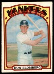 1972 O-Pee-Chee #203  Ron Blomberg  Front Thumbnail