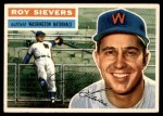1956 Topps #75  Roy Sievers  Front Thumbnail