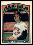 1972 O-Pee-Chee #160  Andy Messersmith  Front Thumbnail
