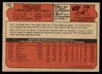 1972 O-Pee-Chee #152  Gene Clines  Back Thumbnail