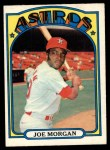 1972 O-Pee-Chee #132  Joe Morgan  Front Thumbnail