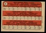 1972 O-Pee-Chee #61   -  Gene Hiser / Burt Hooton / Earl Stephenson Cubs Rookies   Back Thumbnail