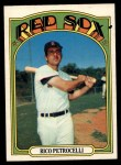 1972 O-Pee-Chee #30  Rico Petrocelli  Front Thumbnail