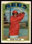 1972 O-Pee-Chee #3  Bobby Tolan  Front Thumbnail