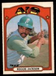 1972 O-Pee-Chee #435  Reggie Jackson  Front Thumbnail