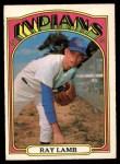 1972 O-Pee-Chee #422  Ray Lamb  Front Thumbnail