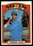 1972 O-Pee-Chee #245  Tommie Agee  Front Thumbnail