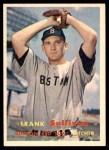 1957 Topps #21  Frank Sullivan  Front Thumbnail