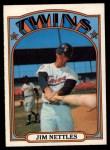 1972 O-Pee-Chee #131  Jim Nettles  Front Thumbnail