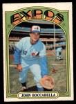 1972 O-Pee-Chee #159  John Boccabella  Front Thumbnail