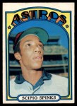 1972 O-Pee-Chee #202  Scipio Spinks  Front Thumbnail