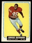 1964 Topps #92  Buck Buchanan  Front Thumbnail