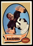 1970 Topps #31  Dave Grayson  Front Thumbnail