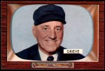 1955 Bowman #275  William Grieve  Front Thumbnail
