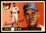 1955 Topps #196  Gale Wade  Front Thumbnail