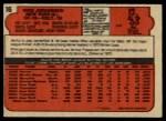 1972 O-Pee-Chee #16  Mike Jorgensen  Back Thumbnail