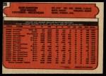 1972 O-Pee-Chee #39  Bob Barton  Back Thumbnail