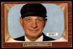 1955 Bowman #281  Charles Berry  Front Thumbnail