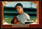 1955 Bowman #101 COR Don Johnson  Front Thumbnail