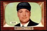 1955 Bowman #279  Hank Soar  Front Thumbnail