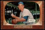 1955 Bowman #233  Bill Serena  Front Thumbnail