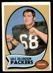 1970 Topps #131  Gale Gillingham  Front Thumbnail