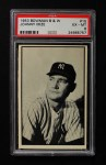 1953 Bowman B&W #15  Johnny Mize  Front Thumbnail
